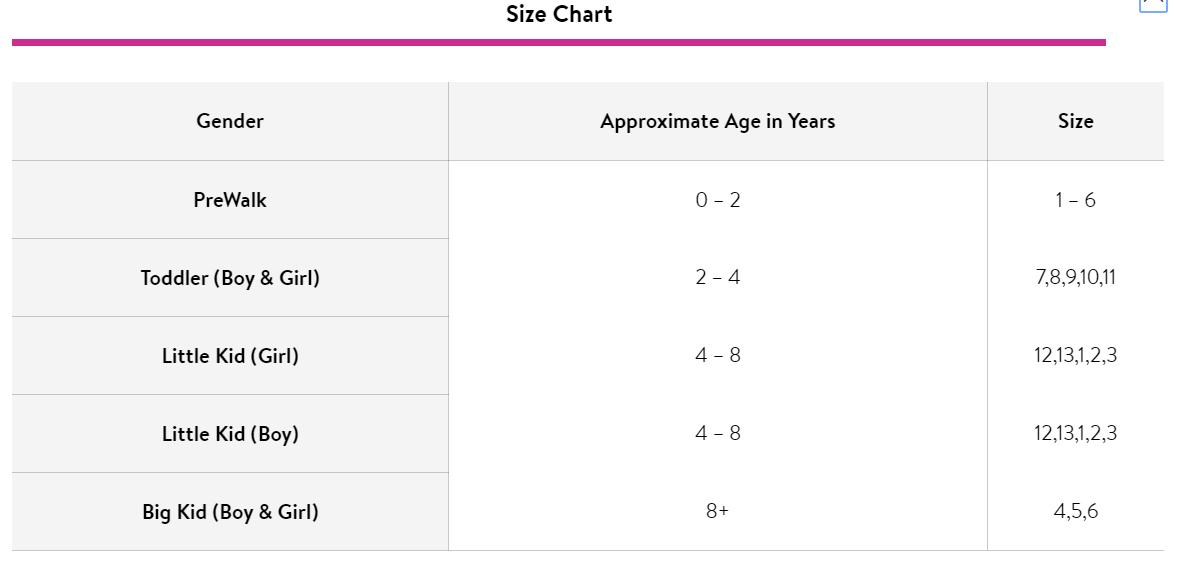 tuffrider paddock boot size chart